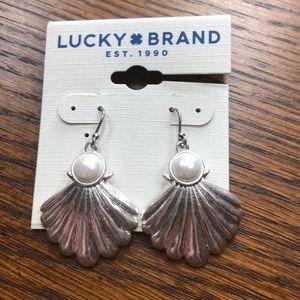 Lucky Brand earrings, new